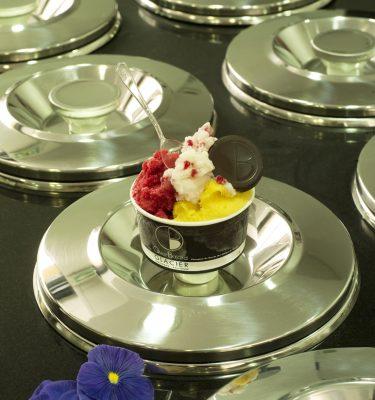 66-PERPIGNAN. BAJARD Olivier- Champion du Monde des mŽtiers du dessert. Meilleur ouvrier de France p‰tissier. Glace maison.