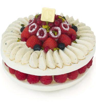 La Pavlova aux Fruits Rouges
