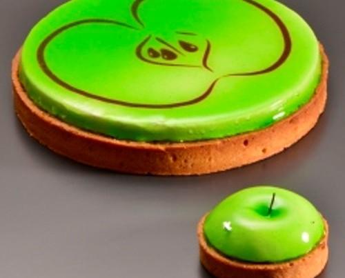 dessert signature de Philippe Rigollot