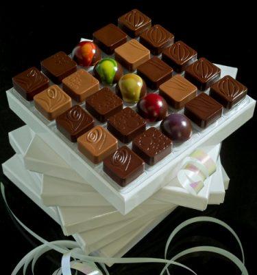 coffret chocolat prestige