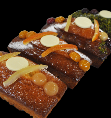 Cakes & Gâteaux de voyage